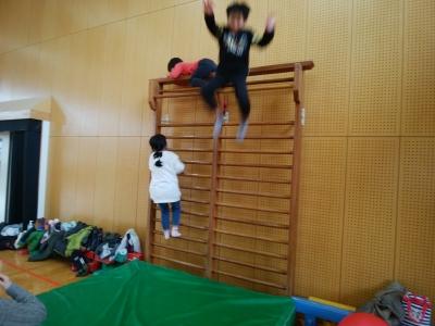 0105(火)名島小 体育館 (8)