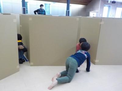 0123(土)ダンボール 隠れ鬼&鬼ごっこ (40)