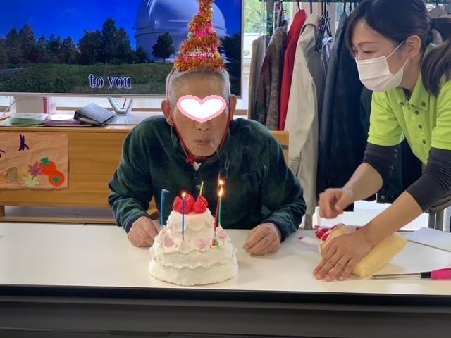 板敷様お誕生日⑥