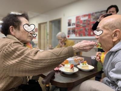 令和3年熊谷様結婚記念日③ブログ