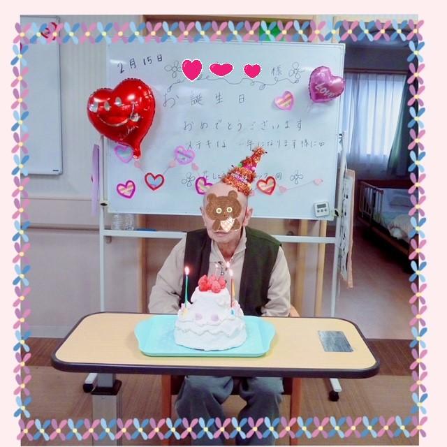 令和3年熊谷様誕生日①