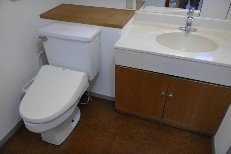アート現場R2・13洗面室トイレ作業後