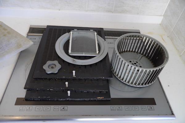 レンジフード・キッチン現場講習R0218−1