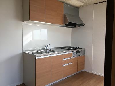 キッチン工事 (3)