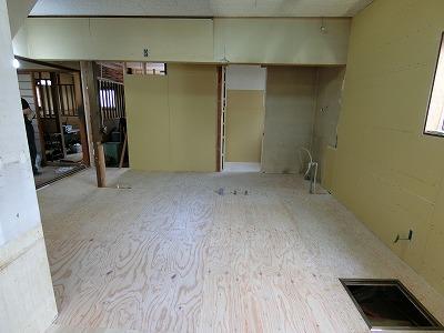 キッチン工事 (6)