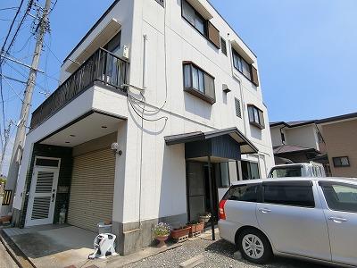 後藤邸 外壁塗装 (1)