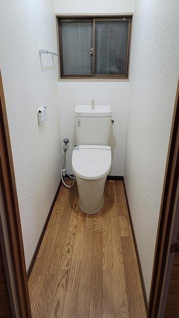 池田邸トイレ工事 (4)