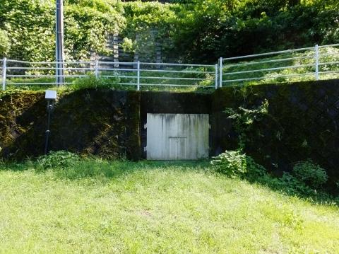 横浜水道道志川系・第一接合井