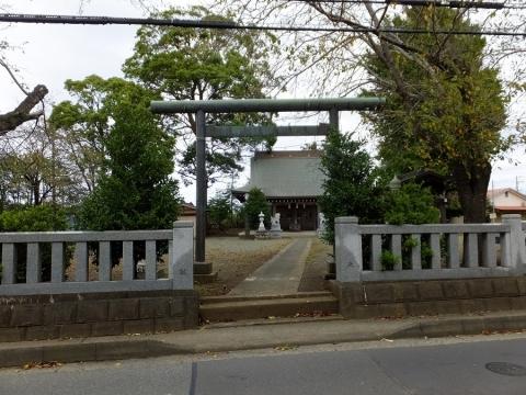 小動神社・神奈川県寒川町