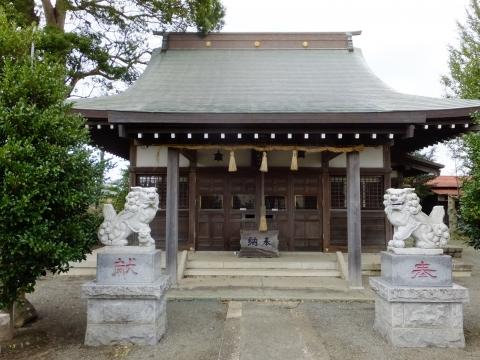 神奈川県寒川町・小動神社