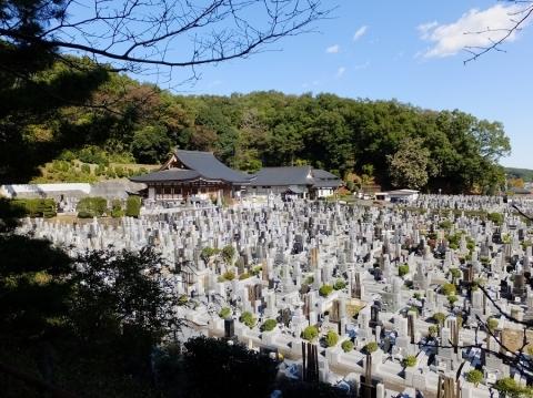 宝泉寺・城山湖霊園