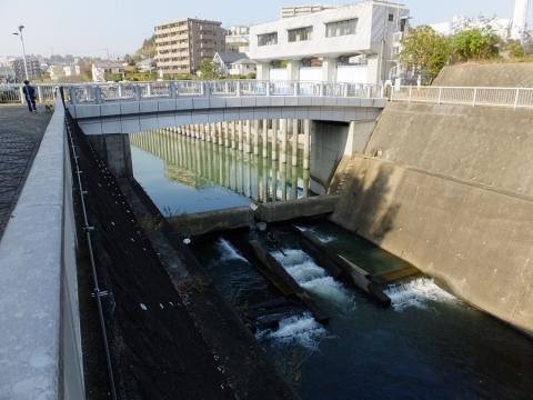 帷子川ふれあい橋
