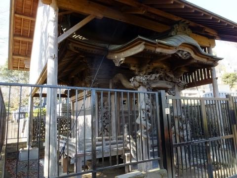 長福寺の文殊堂