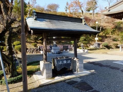 長福寺の手水舎