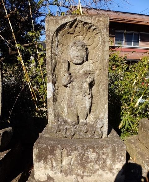 南光寺の不動明王像