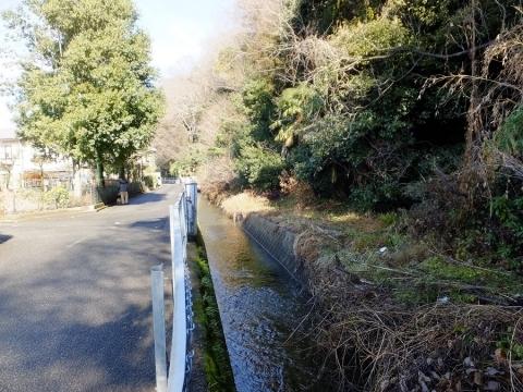 相模原幹線用水路(大堀)