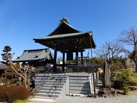 龍像寺鐘楼