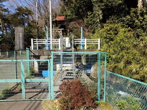 相模原幹線用水路(大堀)分水施設