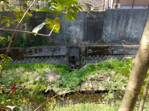 上溝四ッ谷第2雨水調整池