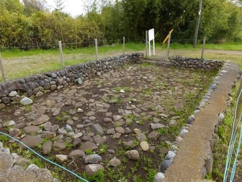 国指定史跡 川尻石器時代遺跡
