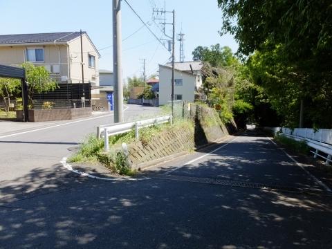 横浜水道みち・神沢坂
