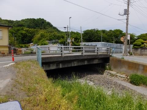 県道511号線下川原橋