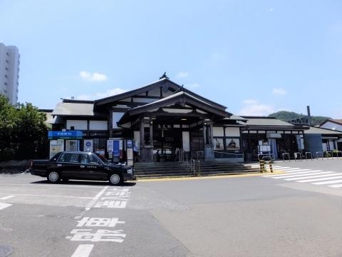 JR中央本線高尾駅