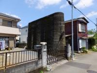 京王電鉄御稜線(廃線)橋脚跡