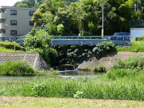 南浅川に合流する小河川