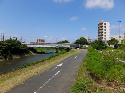 南浅川・水無瀬橋