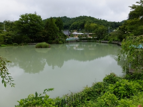 ため池百選・月見が池