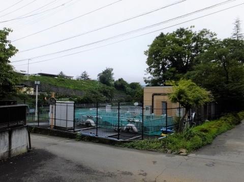 東部地域水道企業団の上水道施設