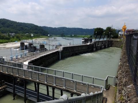 東京都水道局羽村取水堰