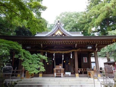 阿蘇神社本殿