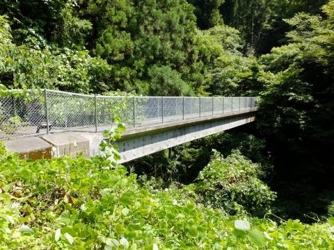 小伏沢水路橋