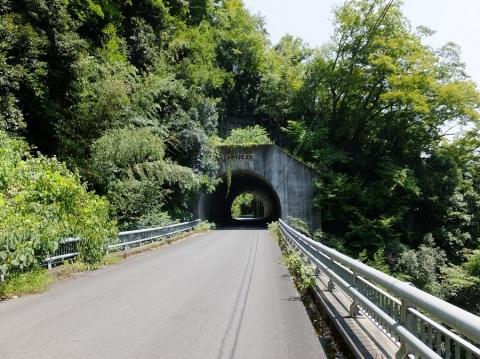 中見山トンネル・山梨県上野原市