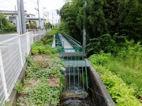 上野原用水・大堀水路橋