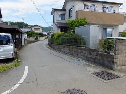 上野原用水に月見が池系統が合流