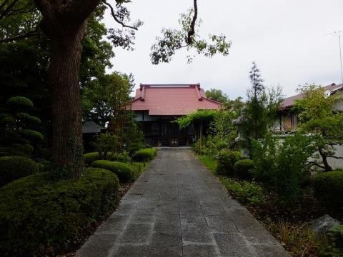 長善寺・茅ヶ崎市矢畑150