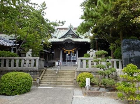 第六天神社・茅ヶ崎市