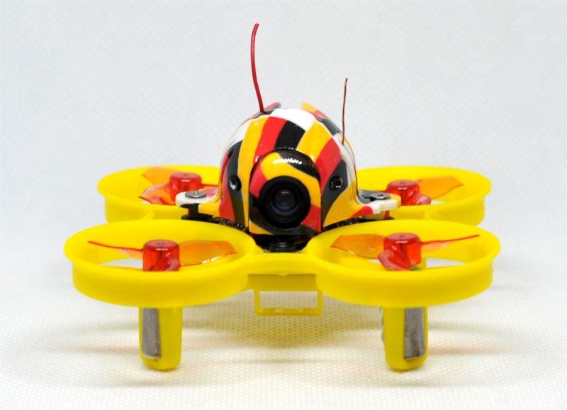 F3フライトコントローラーでBetaflight4.1を使う(KingKong Tiny6)