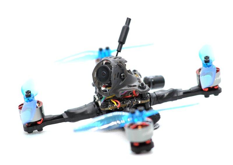 自作ドローン: 3インチToothpick機体をつくる2 (5) / 機体完成
