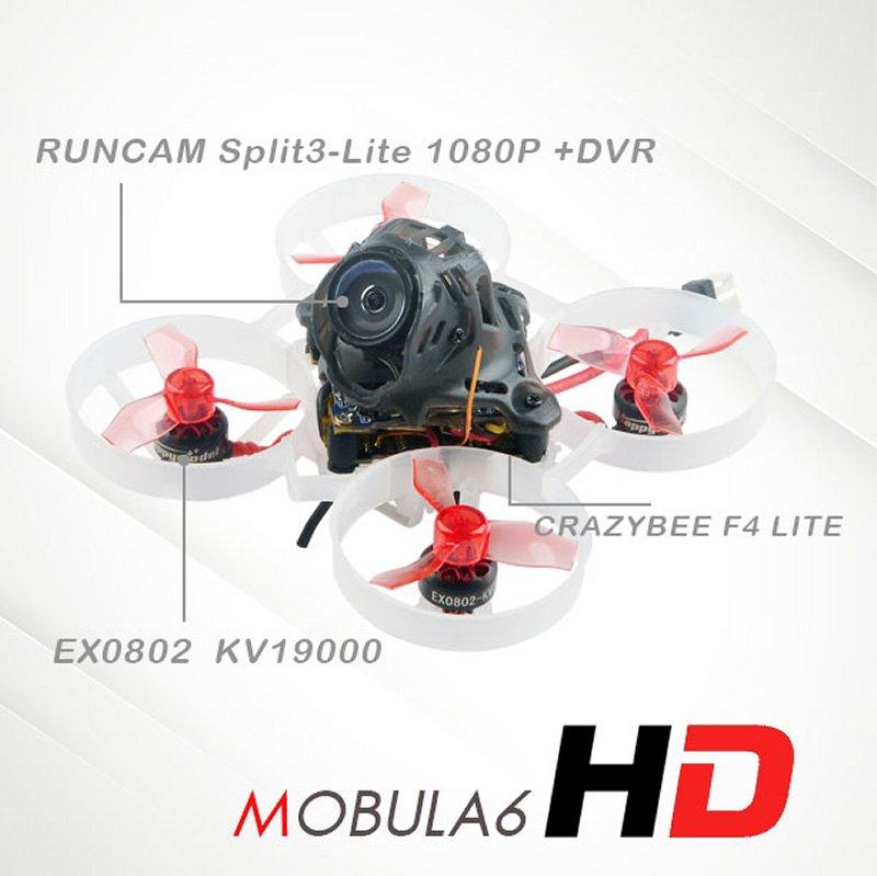 セール情報: Happymodel Mobula6 HD ($119 → $104.72)