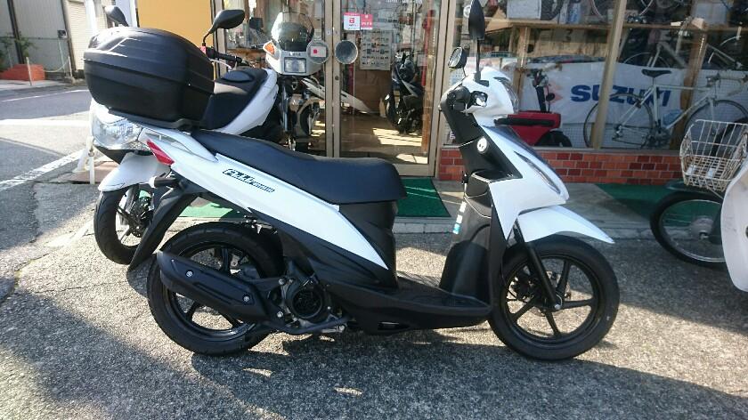 Suzuki アドレス110