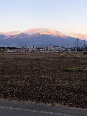 浅間山2020冬