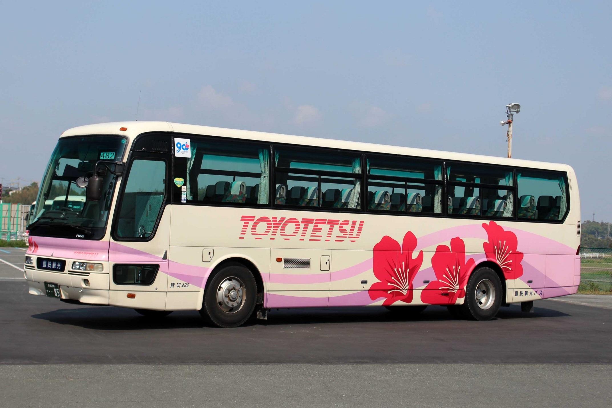 豊鉄観光バス 482