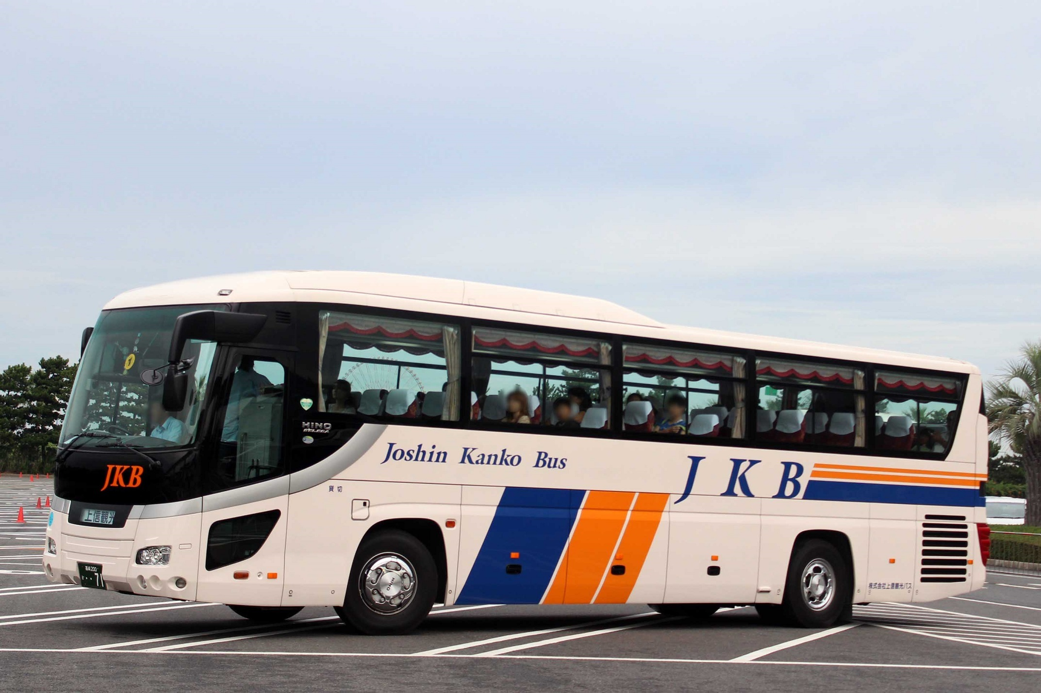 上信観光バス か71