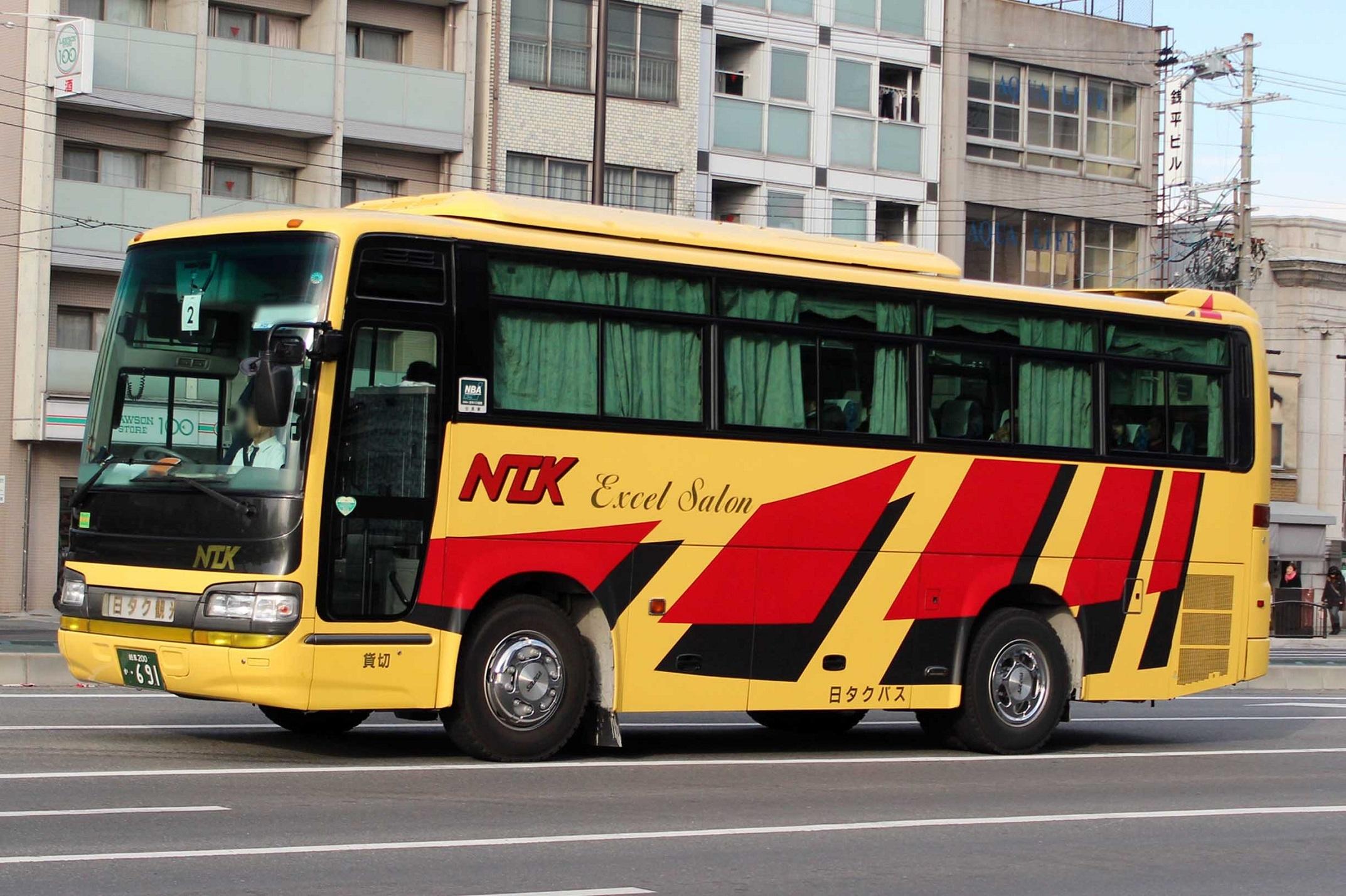 日タクバス か691