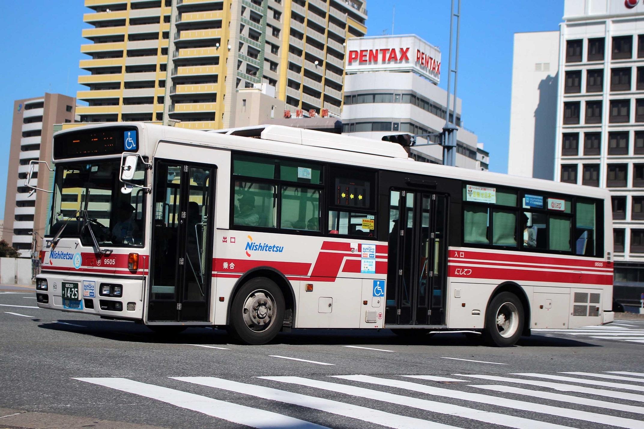 西日本鉄道 9505