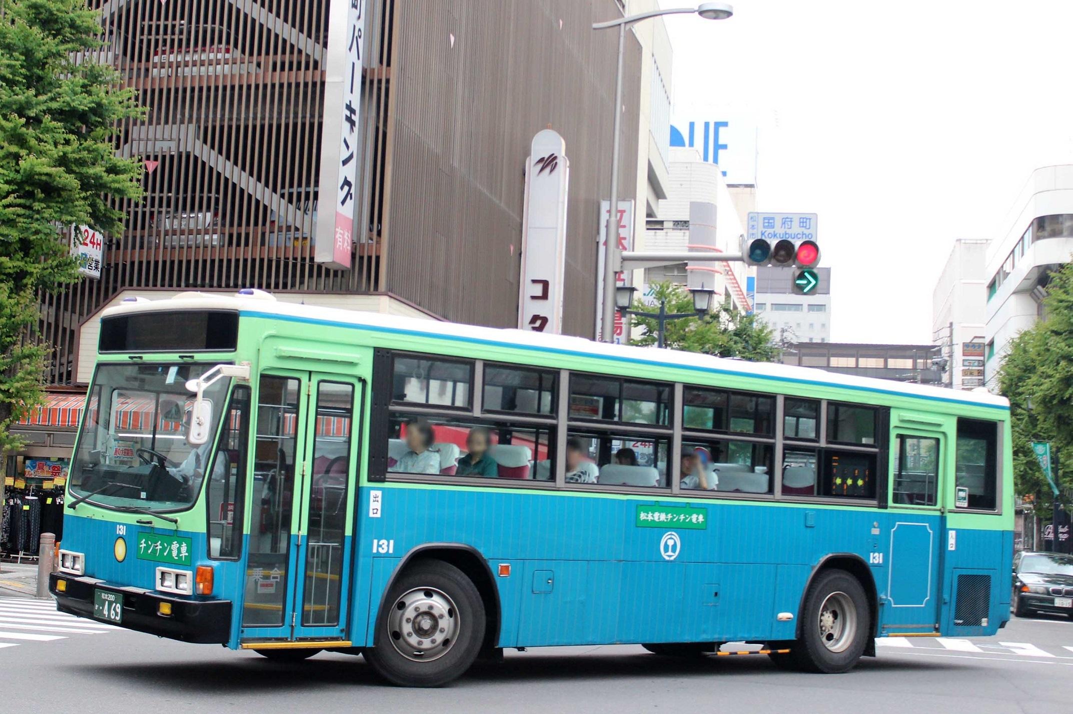 アルピコ交通 10131